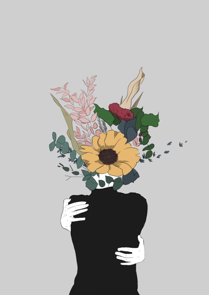 Ilustraciones de Ania Sáenz de Buruaga